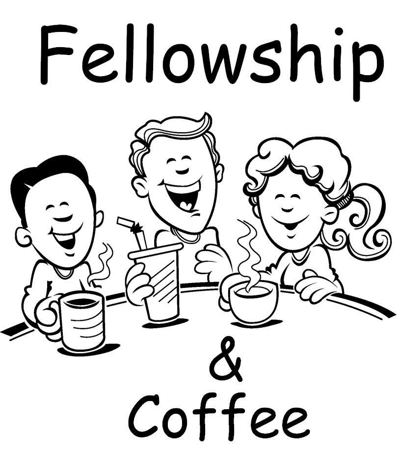 Fellowship & Coffee Time